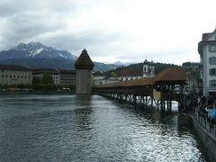 海外一人旅第15段はスイスの魅力に癒される旅 - 3日目(ルツェルン)