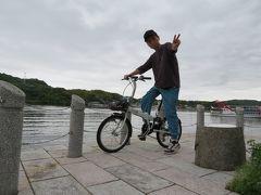 浜名湖半周サイクリング