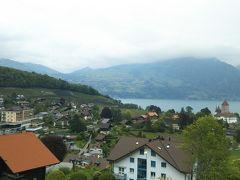 海外一人旅第15段はスイスの魅力に癒される旅 - 5日目(シュピーツ)