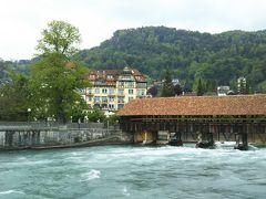 海外一人旅第15段はスイスの魅力に癒される旅 - 5日目(トゥーン)