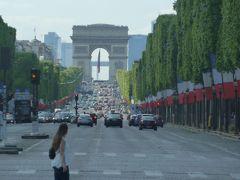 2018年GW二度目のフランス一人旅ブルターニュ地方からパリへ7 最終日はオルセー美術館から30年ぶりのシャンゼリゼへ