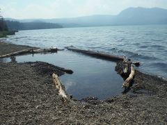 キャンプしに、はるばるオレゴン、カリフォルニア Day15-2(Paulina Lake Hot Springs)