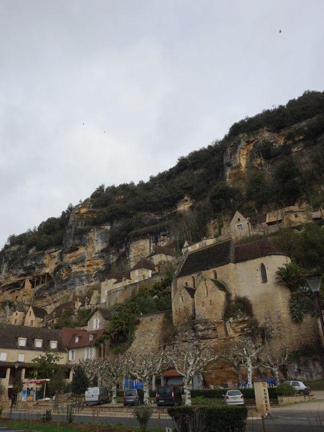 南西フランス田舎の美しい村めぐり-Vo.5-ラ・ロックガシャック、ラスコー