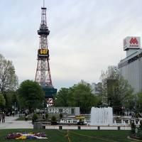 2018 5月 札幌と小樽 北海道は美味しいものの宝庫!の旅