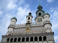 菜の花畑と新緑に輝くポーランドの世界遺産を巡る8日間【3】3日目:ボズナン