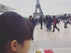 2018春休み小3子連れ母娘パリ旅行後半