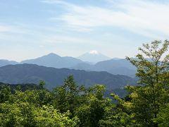 高尾山ハイキングと町田アイス