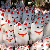 ANAの旅作利用で行く、東京2泊3日の旅【招き猫で有名な『豪徳寺』参拝編】