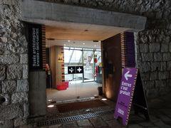 フランス南半分の旅 【36】 グルノーブル考古学博物館(サン・ローラン教会)へ