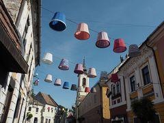 2018GWなのに夏休みのようだったハンガリー&オーストリア旅行(その8)かわいい街 センテンドレ