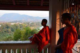 インドシナ縦横断の旅 ―ラオス ルアンプラバン―