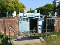 毛馬閘門 淀川治水の今と昔