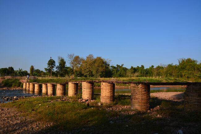 インドシナ縦横断の旅 ―ラオス ルアンナムタ― ラオス北部拠点の街