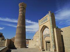 欲張りウズベキスタン旅行 vol.2 ブハラへ