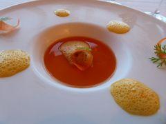 春の優雅な横浜♪ Vol.22 横浜ロイヤルパークホテル フランス料理「ル・シエール」ディナー♪