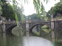 日本の政治の中心国会議事堂(衆議院)の見学と皇居外苑