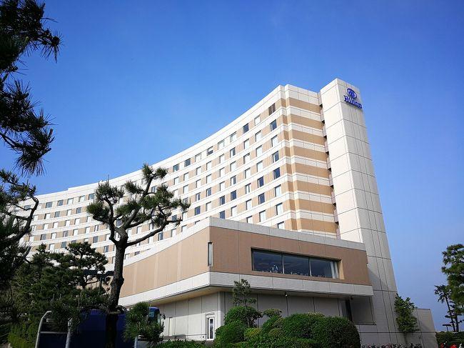 舞浜 雨の記念日ホテルスティ