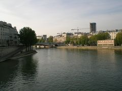 パリ街歩き ①