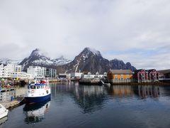 ノルウェー旅ふたたび①