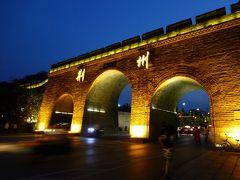三国志と城壁の旅:六日目(荊州一日目)「荊州は城壁がきれいですね」