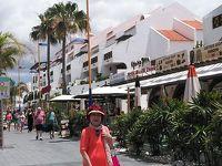 究極のリゾートカナリア諸島。ラスアメリカス近ければ毎年行きたいリゾートです。2.町中の楽しみはショッピングとグルメ