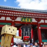 東京1泊旅は、浅草のTHE GATE HOTELで
