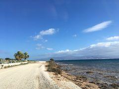 パロス島をドライブ