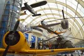 日曜日、所沢で所沢航空記念公園と山田うどん本店など。