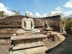 光輝く島:スリランカ世界遺産の旅(その3)中世の古都:ポロンナルワ観光