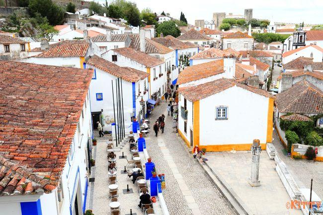 ディスカバー☆ポルトガル!ぐるっと1周ポルトガルの魅力発見の旅(5)【谷間の真珠の街オビドス】