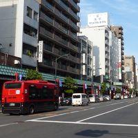 梅雨入り前に!墨田・台東ちょこっとドライブ