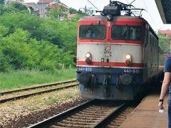 サラエボから電車でモスタルへ 復路