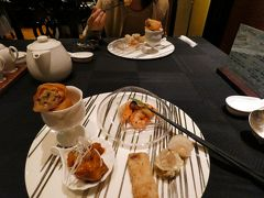 02.GW直前のエクシブ山中湖1泊 中国料理 翠陽の昼食