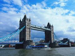 ロンドンGWぼっち旅05 ちょっとタワーブリッジに行ってみる