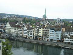 海外一人旅第15段はスイスの魅力に癒される旅 - 6日目(チューリッヒ)