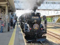 東北が好き!(3)釜石線SL 銀河で乗り鉄(前編)童心に帰って列車旅。こんなにワクワクすることを忘れてた!