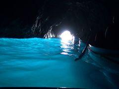 2018年GW アラ還夫婦の個人旅行ナポリ編  青の洞窟