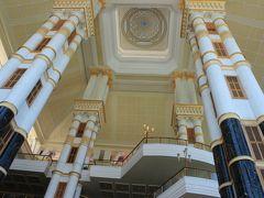 コタキナバル・ブルネイ・クアラルンプールGW6泊8日の旅(4)ブルネイ・エンパイアホテル