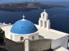 2018年 GW ギリシャに行って来ました。 Part 1. 出国~サントリーニ島 フィラ