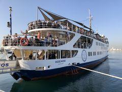 2018年 GW ギリシャに行って来ました。 Part 4. アテネ  エーゲ海島巡り  1日クルーズツアー