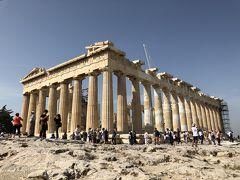 2018年 GW ギリシャに行って来ました。 Part 5. アテネ街歩き~帰国