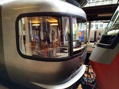 カシオペア再び 今度はツアー列車として復活 パート2 いよいよ乗車