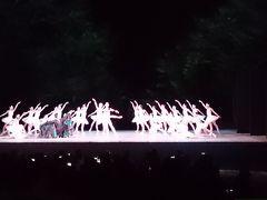 野外バレエ