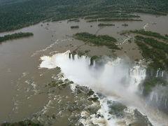 イグアスの滝 ヘリで→ナスカの地上絵→LA観光