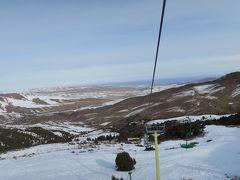 海外スキー おっさん落胆! 何しに行ったの?? キルギス・カシュカスーで滑る旅