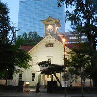 2018年 平成30年5月の北海道 札幌・小樽で歩け歩け