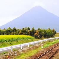 開聞岳通称薩摩富士をいろいろなところから撮りましたついでに桜島