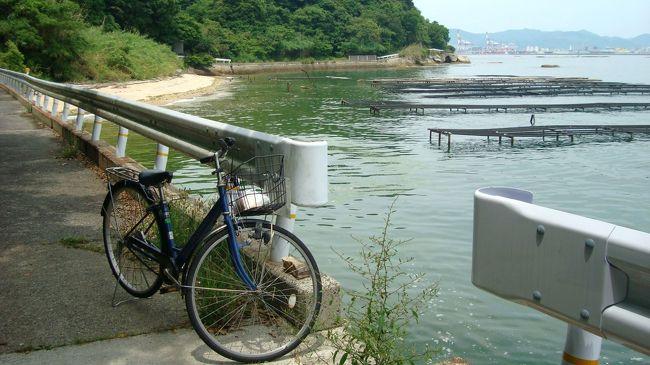広島を観光しつつ、瀬戸内の離島をめぐります。<br /><br />JRの「松山・広島割引きっぷ」(松山→呉ルート)を利用し、交通費だけを見るとかなりお得に移動します。<br /><br />松山→呉:スーパージェット<br />広島→新大阪:のぞみ136号