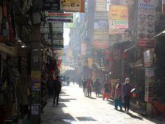 ネパール'17〜'18�〜タメル地区からルンビニへ