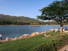 香港★ディズニーリゾートにある人造湖をのんびり1周 ~迪欣湖インスピレーションレイク~